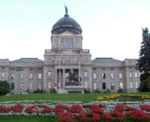 Helena Capitol building