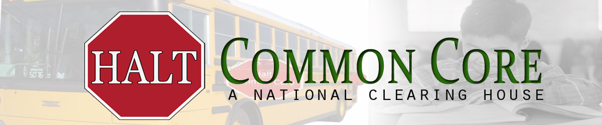 Halt Common Core